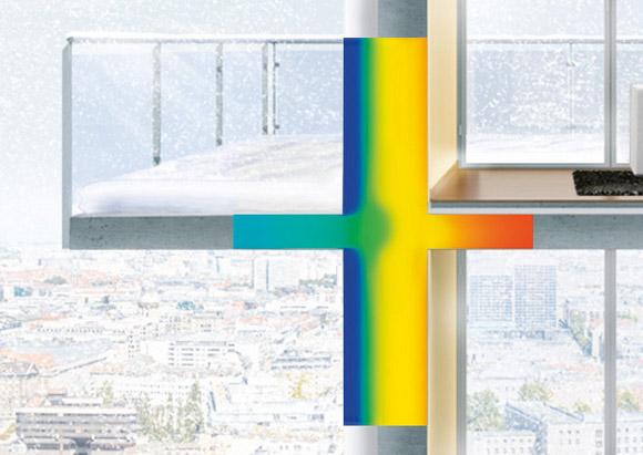 Taglio termico design e libert di progettazione - Vetrocamera spessore minimo ...