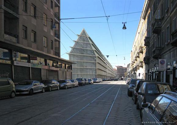 Parte il progetto feltrinelli per porta volta a milano - Immobiliare porta volta ...